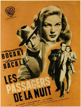 Dark Passage - 27 x 40 Movie Poster - Foreign - Style A