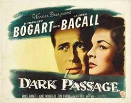 Dark Passage - 11 x 14 Movie Poster - Style B