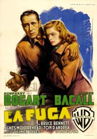 Dark Passage - 11 x 17 Movie Poster - Italian Style J