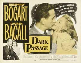 Dark Passage - 11 x 14 Movie Poster - Style C