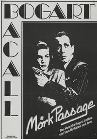 Dark Passage - 27 x 40 Movie Poster - Swedish Style G
