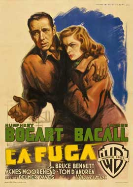 Dark Passage - 27 x 40 Movie Poster - Spanish Style A