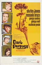 Dark Purpose - 27 x 40 Movie Poster - Style B