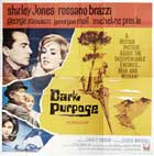 Dark Purpose - 43 x 62 Movie Poster - Italian Style A