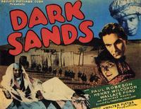 Dark Sands - 11 x 14 Movie Poster - Style A