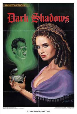 Dark Shadows - 27 x 40 Movie Poster - Style A