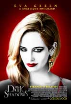 Dark Shadows - 11 x 17 Movie Poster - Style H