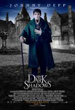 Dark Shadows - 11 x 17 Movie Poster - Style M