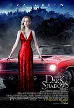 Dark Shadows - 27 x 40 Movie Poster - Style E