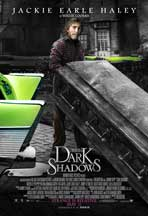 Dark Shadows - 27 x 40 Movie Poster - Style F