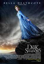 Dark Shadows - 11 x 17 Movie Poster - Style P
