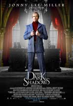 Dark Shadows - 27 x 40 Movie Poster - Style I