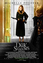 Dark Shadows - 27 x 40 Movie Poster - Style K