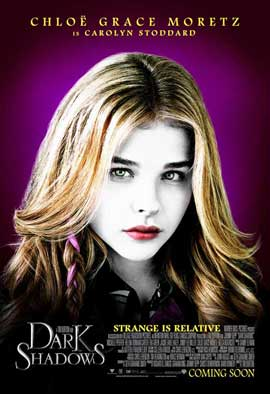 Dark Shadows - 11 x 17 Movie Poster - Style B