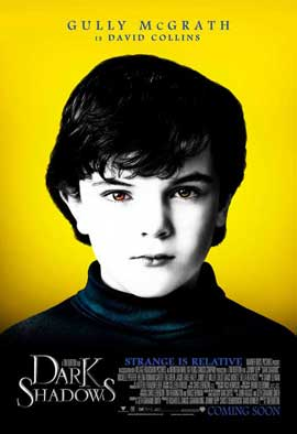 Dark Shadows - 11 x 17 Movie Poster - Style D
