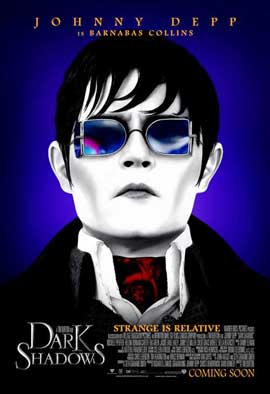 Dark Shadows - 11 x 17 Movie Poster - Style F