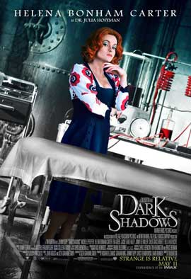 Dark Shadows - 27 x 40 Movie Poster - Style C
