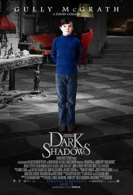 Dark Shadows - 11 x 17 Movie Poster - Style Q