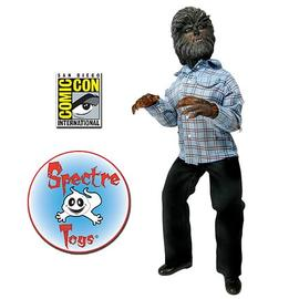 Dark Shadows - Werewolf Action Figure - SDCC Exclusive
