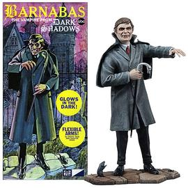 Dark Shadows - Barnabus Collins Model Kit