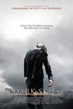 Dark Skies - 11 x 17 Movie Poster - Style A