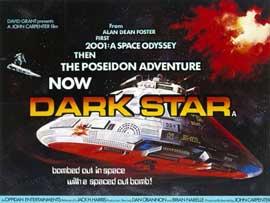 Dark Star - 11 x 17 Movie Poster - Style A