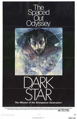Dark Star - 11 x 17 Movie Poster - Style B