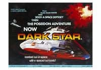 Dark Star - 43 x 62 Movie Poster - Bus Shelter Style A