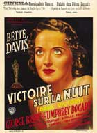 Dark Victory - 11 x 17 Movie Poster - Belgian Style A