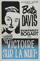 Dark Victory - 11 x 17 Movie Poster - French Style A