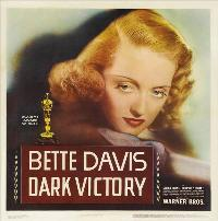 Dark Victory - 11 x 17 Movie Poster - Style D