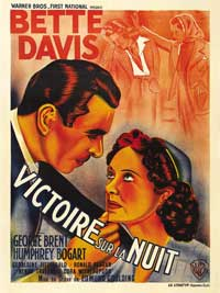 Dark Victory - 11 x 17 Movie Poster - French Style C