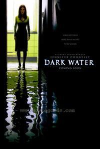 Dark Water - 27 x 40 Movie Poster - Style A