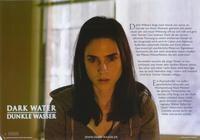 Dark Water - 8 x 10 Color Photo Foreign #7