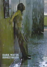 Dark Water - 11 x 14 Poster German Style H