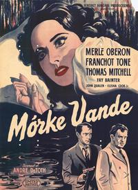 Dark Waters - 11 x 17 Movie Poster - Danish Style A