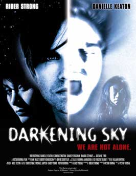 Darkening Sky - 27 x 40 Movie Poster - Style A
