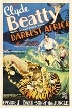 Darkest Africa - 11 x 17 Movie Poster - Style H