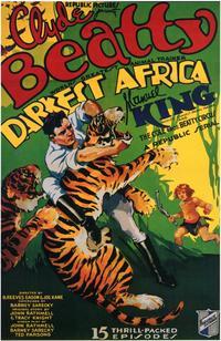 Darkest Africa - 11 x 17 Movie Poster - Style A