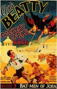 Darkest Africa - 11 x 17 Movie Poster - Style C