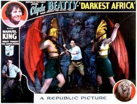 Darkest Africa - 11 x 14 Movie Poster - Style A