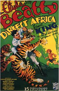 Darkest Africa - 43 x 62 Movie Poster - Bus Shelter Style A