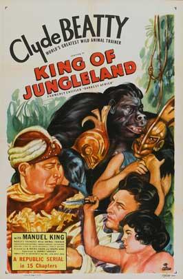 Darkest Africa - 11 x 17 Movie Poster - Style G