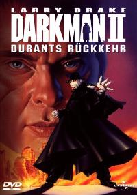 Darkman II: The Return of Durant - 11 x 17 Movie Poster - German Style A