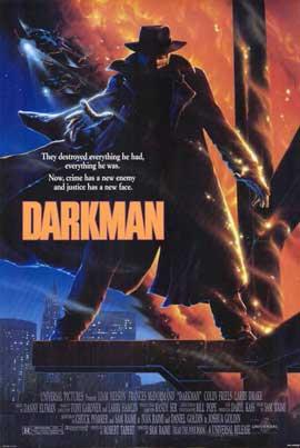 Darkman - 11 x 17 Movie Poster - Style A