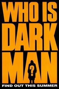 Darkman - 11 x 17 Movie Poster - Style C