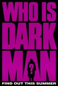Darkman - 27 x 40 Movie Poster - Style B