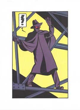 Darkman - 11 x 17 Movie Poster - Style E