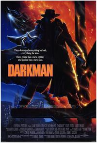 Darkman - 43 x 62 Movie Poster - Bus Shelter Style A