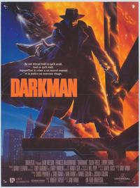 Darkman - 11 x 17 Movie Poster - French Style A